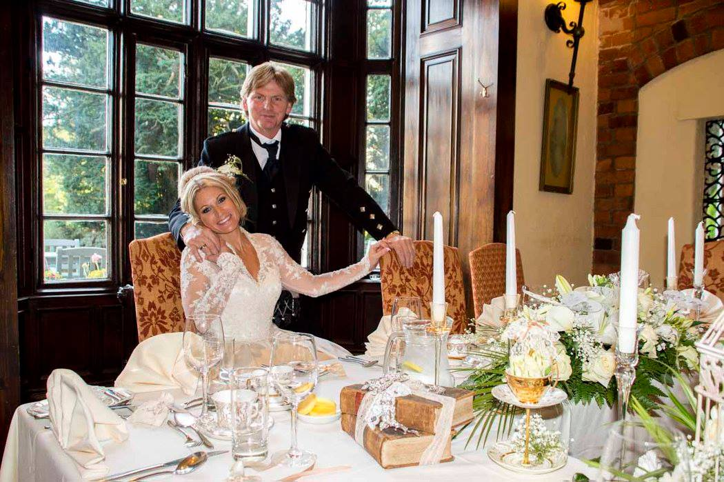 Blacckpool Wedding Photography by Happy Photography at The Villa