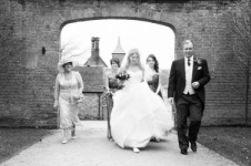 Blackpool Wedding Photo by Happy Wedding Photographer