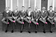 Blackpool Wedding Photo by Happy Wedding Photography