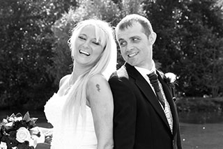 Dawn and Gaz Wedding Testimonial