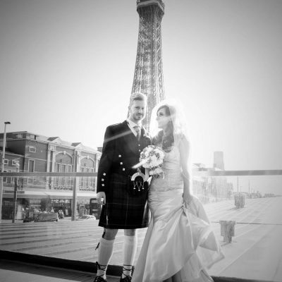 Lauren and Declan Blackpool wedding Album