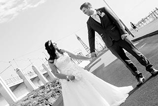 Louisa and Pete Wedding Testimonial