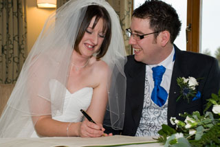 Sara and Matthew Wedding Testimonial